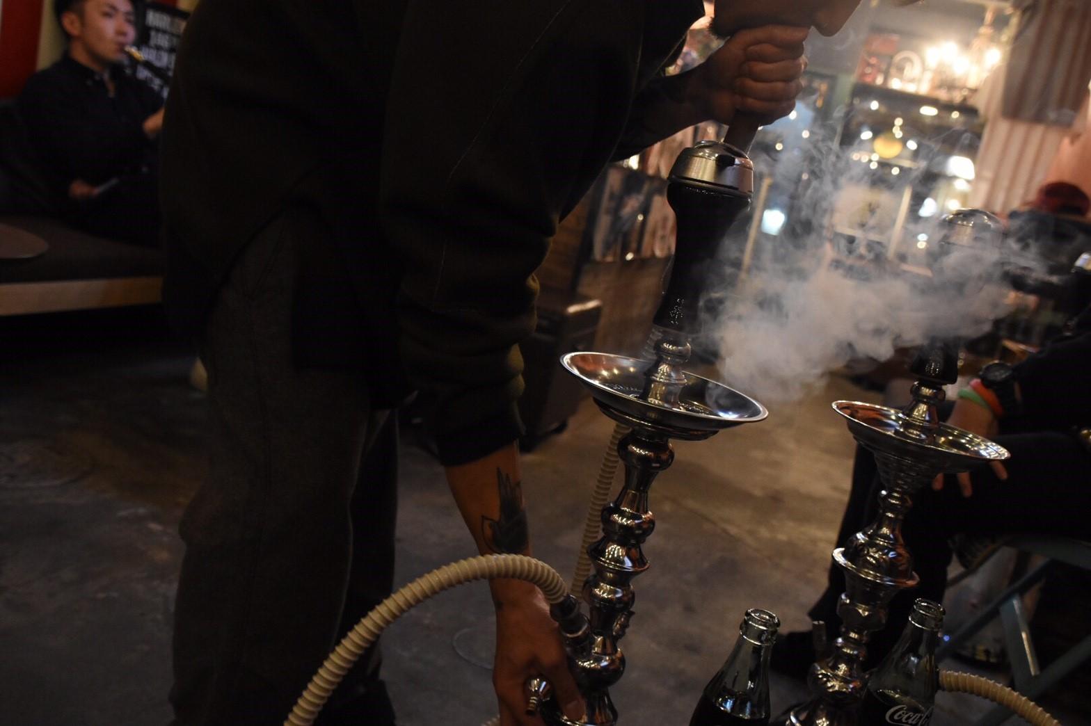 高知唯一の水たばこ屋 「SHISHA CAFE CIRCUS(シーシャキルクス )」