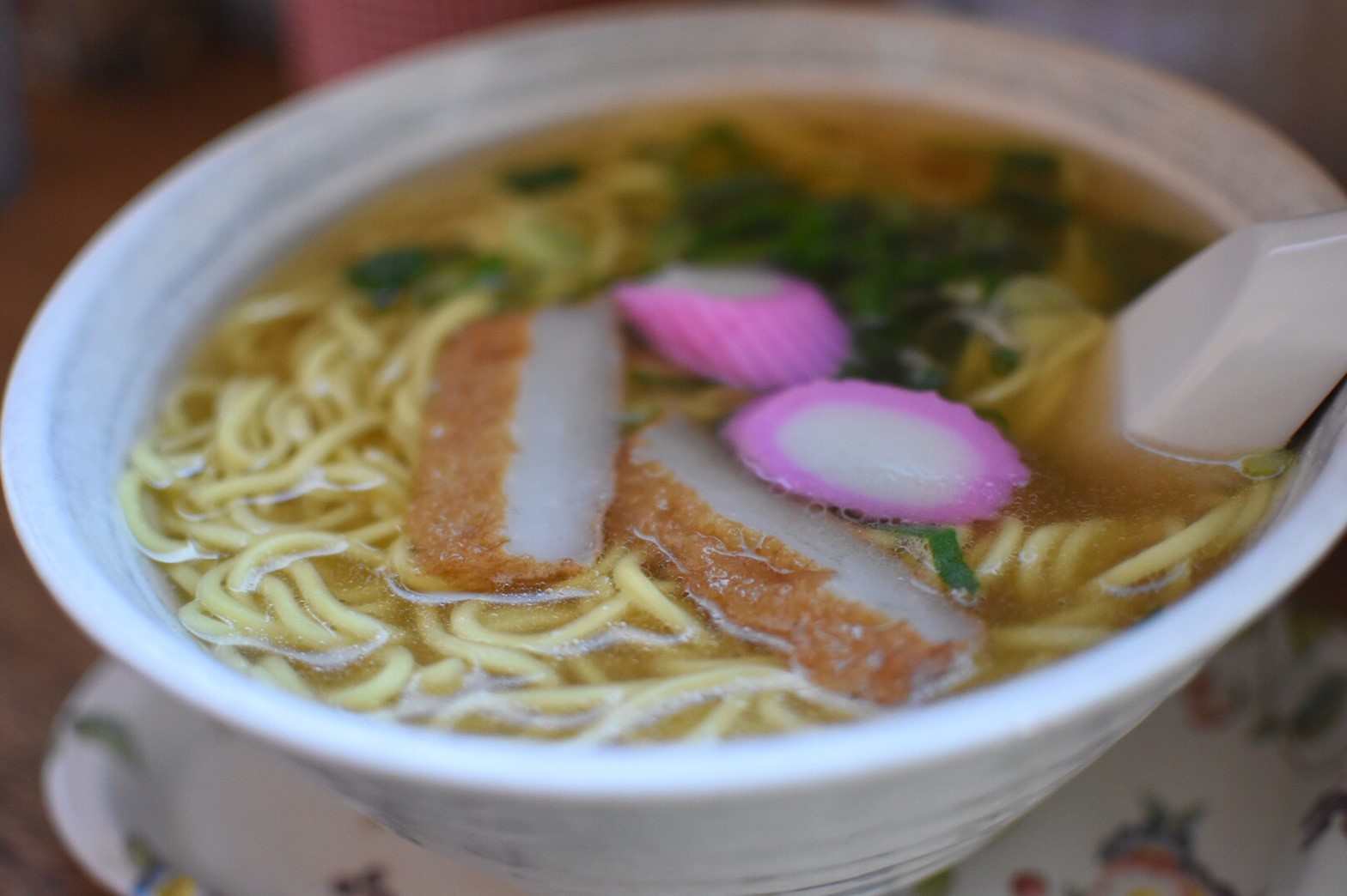USAの激安ラーメン 千崎製麺所