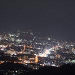 高知の夜景 「正連寺」