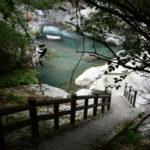 高知が誇る大自然 パワースポット 「中津渓谷」