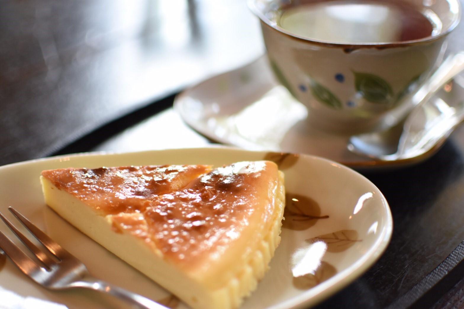 チーズケーキ好きは知らなきゃ損!穴場な隠れ家カフェ 「烏兎匆々」