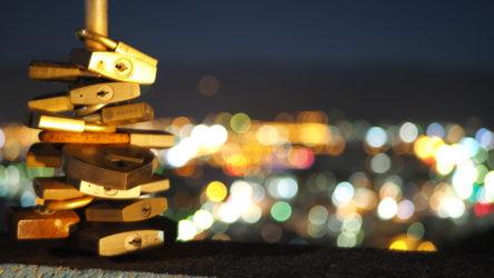 「絶景」高知の夜景と言えば、五台山
