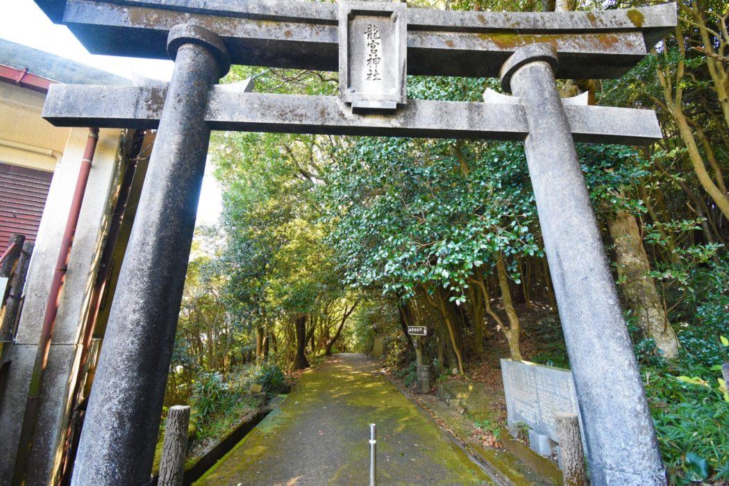 高知 竜宮神社