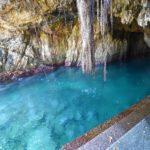 絶対行きたい。清水の穴場スポット!神秘なる青の洞窟「松尾漁港」