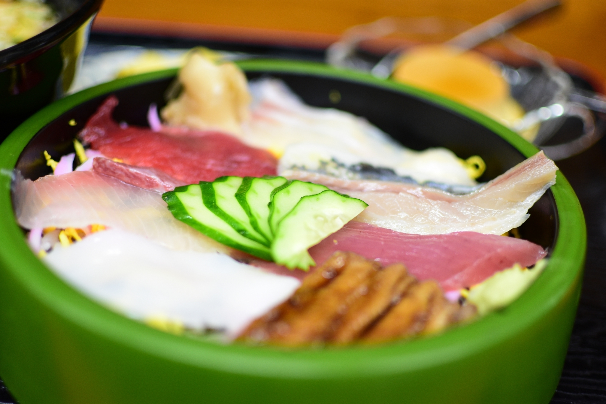穴場!新鮮海鮮ちらし寿司が食べれるお店「幸寿司」