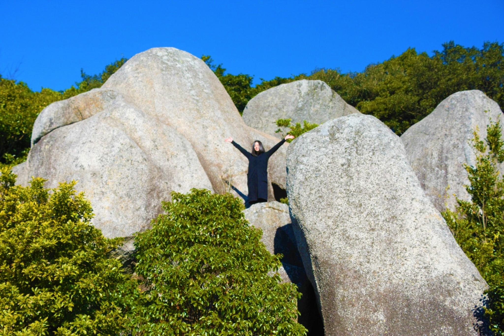 高知の摩訶不思議!謎の大岩しかないミステリーパワースポット「唐人駄場遺跡」