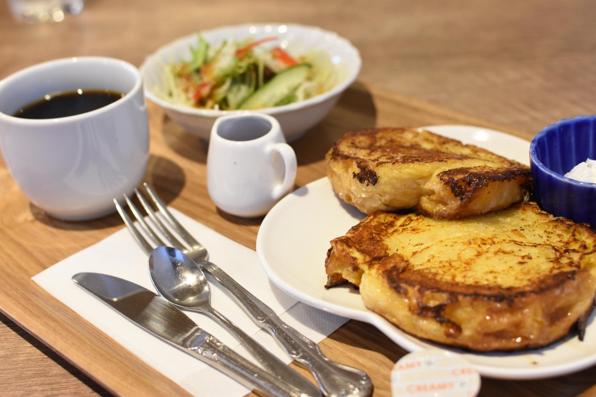 朝はパン派の方必見!こだわりぬいたオリジナル食パンで優雅にモーニング。「マリソル」