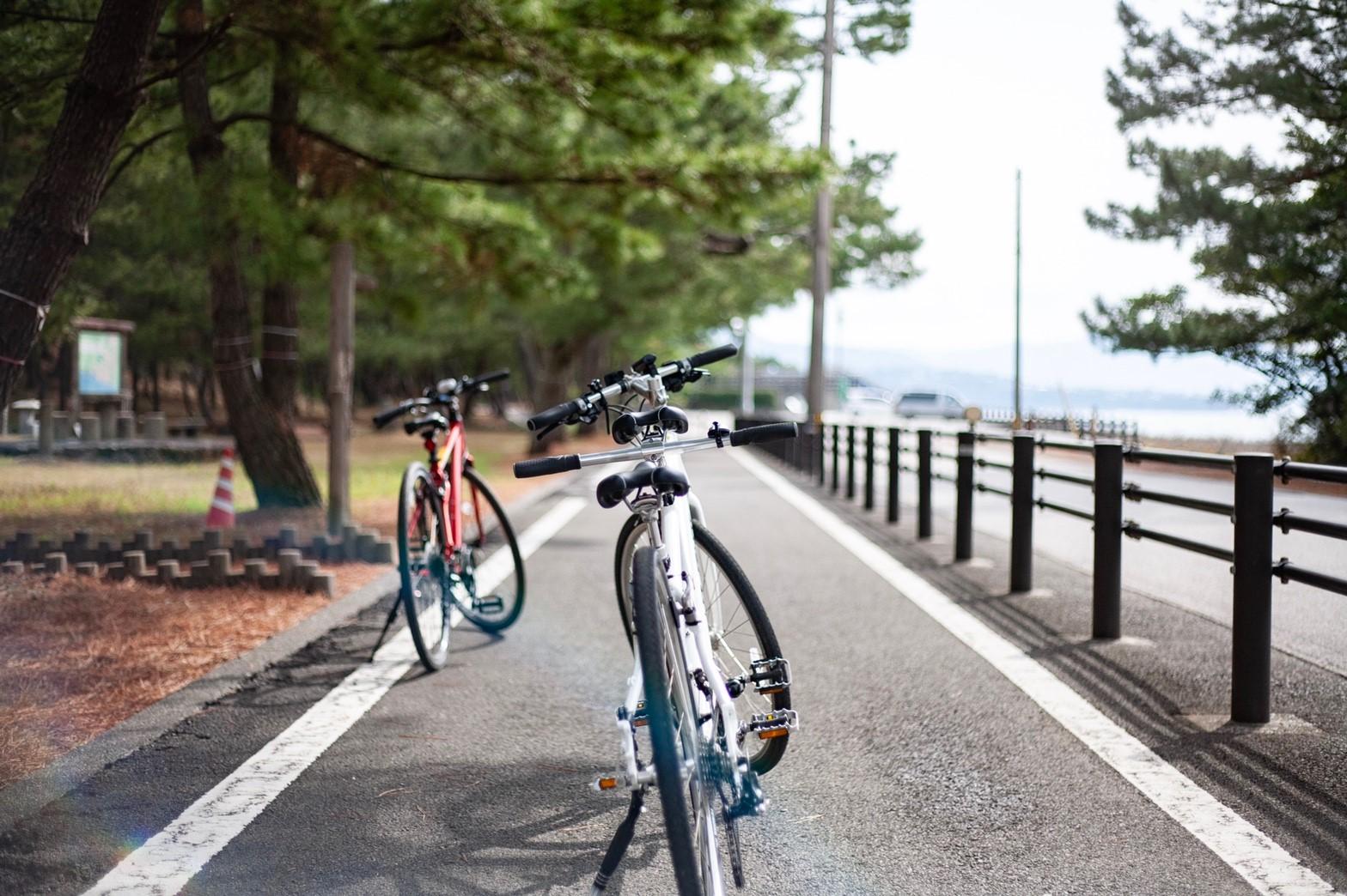 新時代の幕開け!タンデム自転車で爽快に駆け抜けろ!「香南市サイクリングロード」