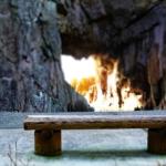 威風堂々。ほとばしるご利益!土佐の荒波が生んだ自然の造形美「白山洞門」