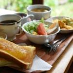 発掘!秘密の花園モーニング! 「リトルガーデン庭園喫茶」