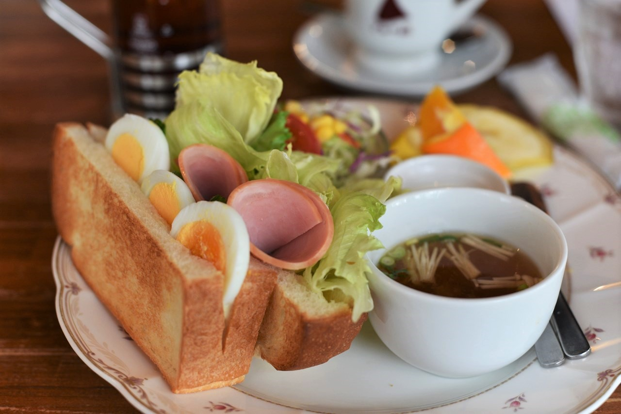 【アンの庭】まさにグリム童話!雰囲気抜群な珈琲店。