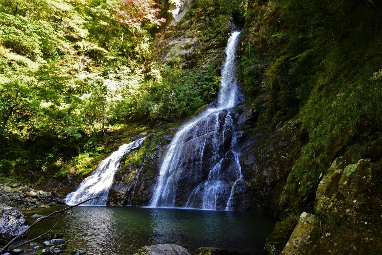 【安居渓谷】高知が誇る豊かな大自然!これぞまさに自然の遊園地。