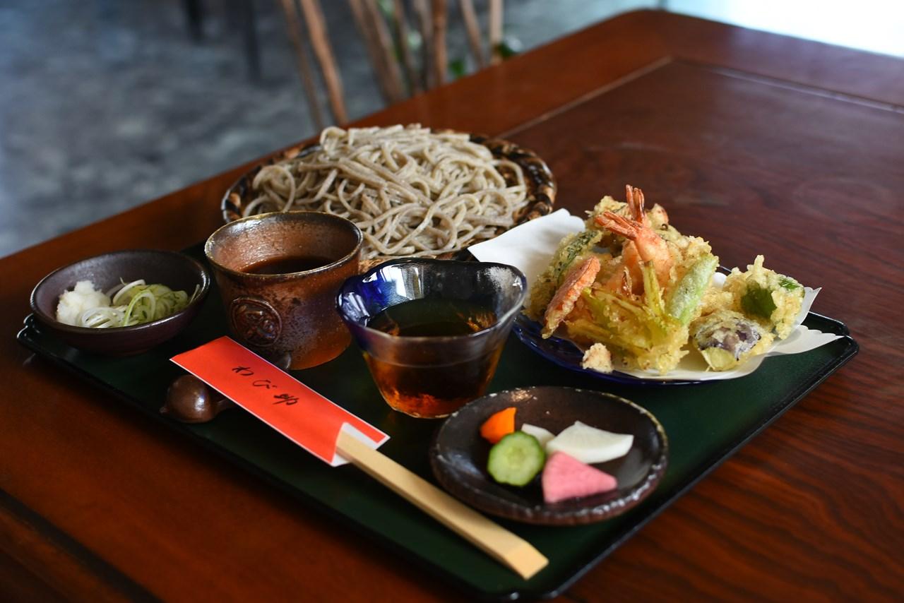 【わび助】そば通しか知らない絶品蕎麦屋。天ぷらも超おいしい。