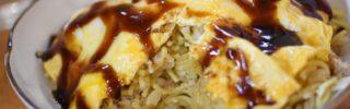 食べたことないの?これぞ高知のソウルフード!!驚異のそば飯「岡本食堂」